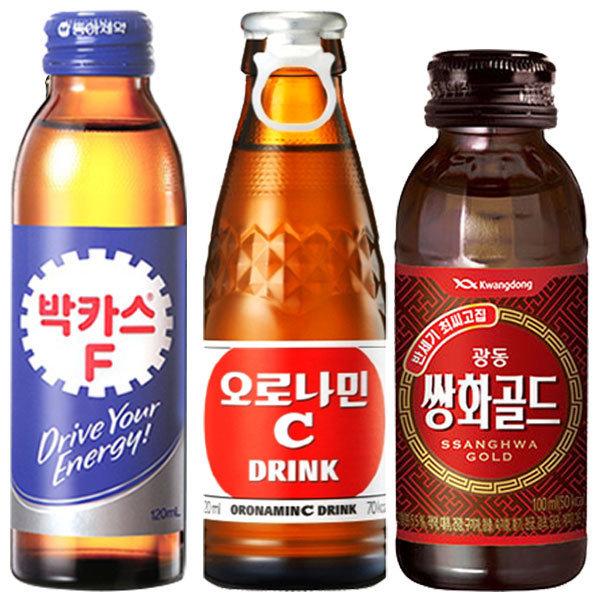 업소용 도매 병드링크 40병/50병/비타500/박카스/오로