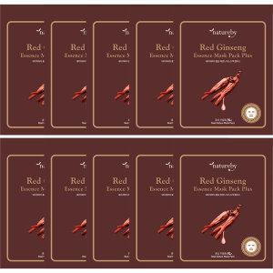홍삼 에센스 마스크팩 플러스 100매 텐셀시트