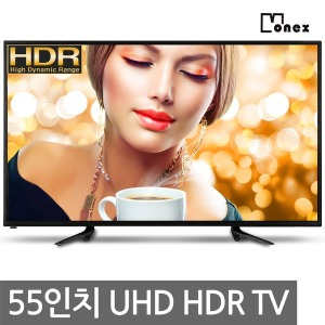 UHDTV 55인치 텔레비전 4K 티비 LED TV HDR LGIPS 패널
