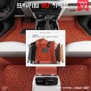 6D코일매트 자동차매트 카매트 BMW X3 G01 (17~현재)