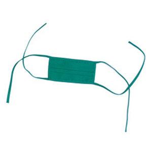 순면 수술마스크/병원마스크(녹색)