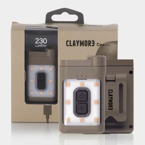 크레모아 LED캡라이트 캡온 65A CLP-310 모자/랜턴