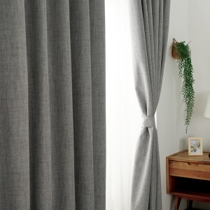 (1+1) 3중직 암막커튼/커텐/거실/창문/방풍