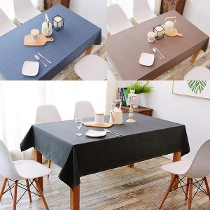 식탁매트 방수식탁보 테이블보 러너보 - 90x130