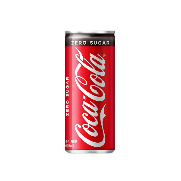 코카콜라 제로 250ml 1CAN