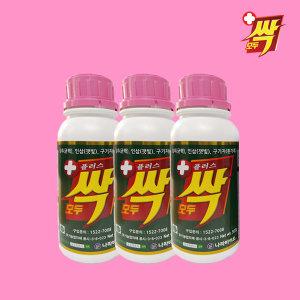 모두싹 플러스 500gX3 영양제 유황 비료 살충 보호제