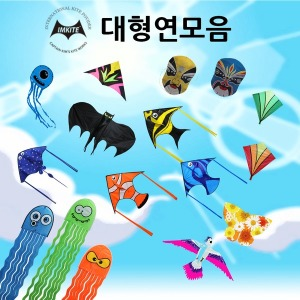 멋진연/아이엠카이트/연/연날리기/카이트/캠핑놀이