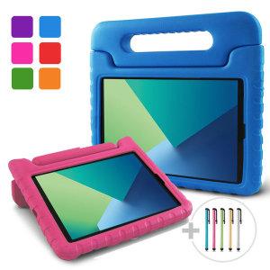 (행사) 갤럭시탭A6 10.1 어린이안전 에바폼케이스