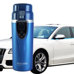 자동차 전기포트 시거잭 차량용 커피포트