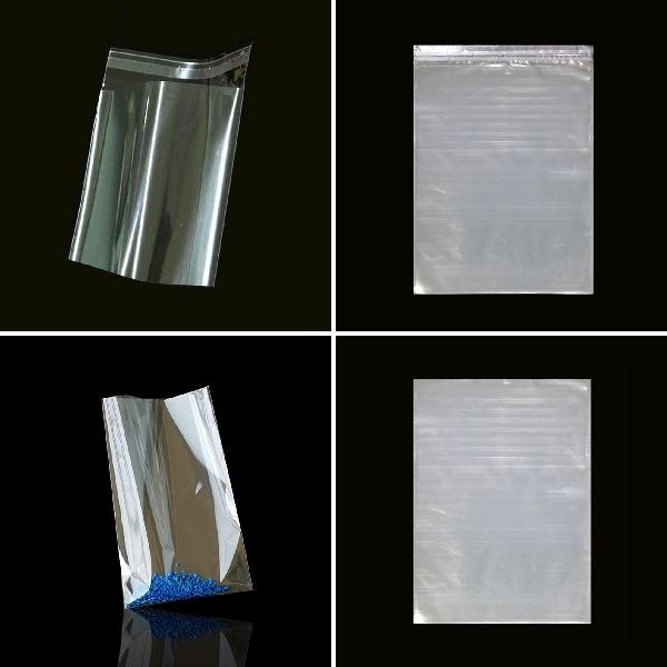 OPP 봉투 접착식 비접착식 투명 비닐 봉지 택배 포장