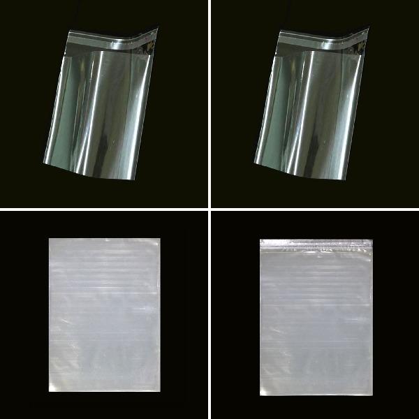 OPP봉투 접착식 비접착시 택배 비닐 봉지 투명 포장