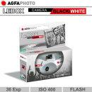 아그파 포토 LEBOX AXP400-36컷 흑백 일회용카메라