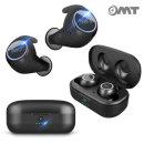 OMT 블루투스 5.0 무선 이어폰 OBT-G1 터치 방수 블랙