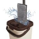 물걸레청소 회전밀대(프리미엄) 청소용품/걸레/통돌이