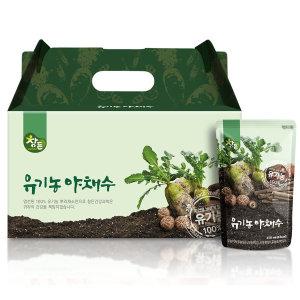 본사직영/유기농야채수/90포x150ml/야채스프/채소스프