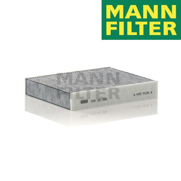 만필터 에어컨필터 CUK25006 포르쉐 박스터S CU30004