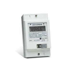 피에스텍디지털전기계량기 단상2선40A 상하타입 220V