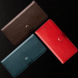 현베루 갤럭시 노트9 케이스 핸드폰 가죽 카드 지갑형