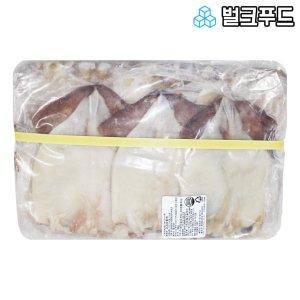 벌크푸드 할복 냉동오징어 5kg 손질오징어 수입오징어