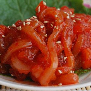 오징어젓 1kg 젓갈 청정 동해안 속초