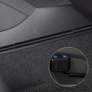 차량용 실내 케이블 배선 정리 3M 테이프 몰딩 용품