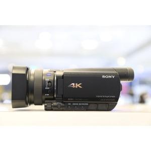 소니정품 FDR-AX100 4K캠코더