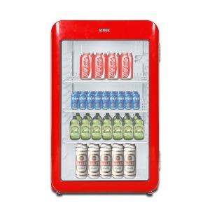 음료수냉장고 음료쇼케이스 냉장쇼케이스 XLS-106 (R)