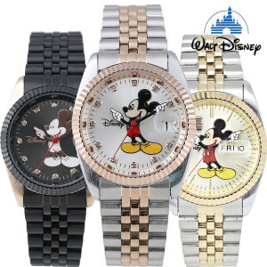 월트디즈니 정품 미키마우스 손목시계