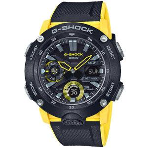지샥 손목시계 GA-2000-1A9 스포츠 전자 방수