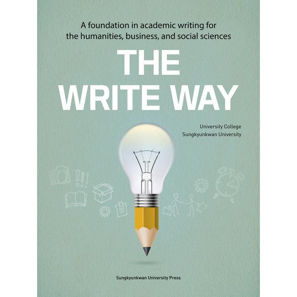 The Write Way  성균관대학교출판부   성균관대학교 학부대학  A found