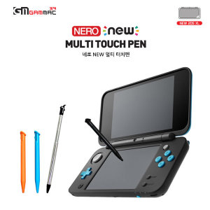 NEW 2DS-XL 네로 NEW 터치펜 4in1 세트