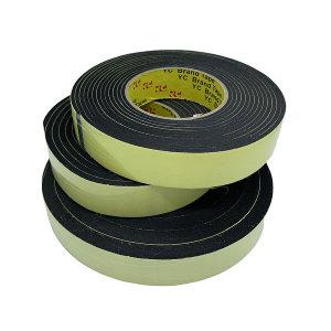 EVA폼 스펀지 스폰지 테이프 방음재 소음 두께 1~10mm