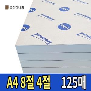 도화지 켄트지 A4 8절 4절 /130g/180g/200g/220g