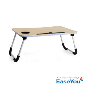 라플란 좌식 테이블 침대 책상 미니 노트북 보조