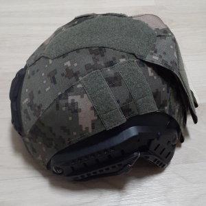 방탄 모 옵스코어 헬멧커버 육군 픽셀(국산) A/S가능