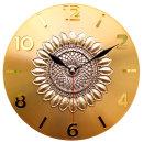 헬리오스 벽시계 골드 인테리어 벽걸이시계 (신상)