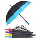 60보다멜빵장우산 답례품 인기상품 장우산 자동우산