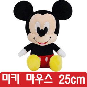 미키마우스 미니마우스 애착 굿즈 동물 인형 미키25cm