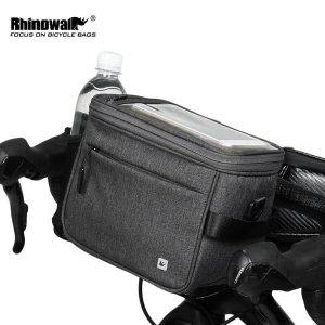 자전거 핸들가방 다용도 방수 크로스백 카메라가방