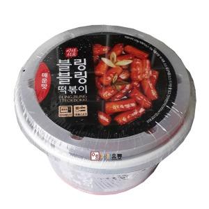 인덕식품/블링블링떡볶이 매운맛(냉장) 300g