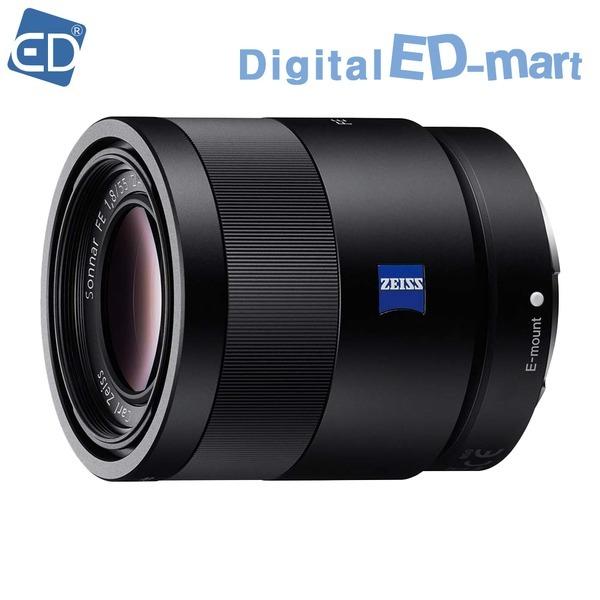 소니정품 FE 55mm F1.8 ZA 렌즈 (후드포함)ED