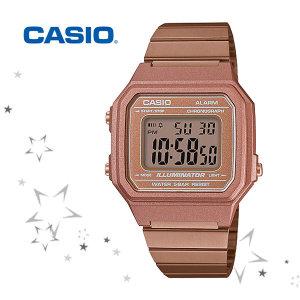 카시오 B650WC-5A 남성 메탈 디지털 손목 시계