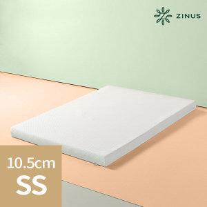 에센스 그린티 메모리폼토퍼(10.5cm/SS)