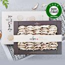 장흥 표고버섯 선물세트 슬라이스 300g