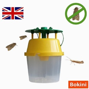 영국 포충기 페르몬 트랩 나방 파밤 담배 담배거세미