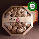 장흥 표고버섯 백화고 팔각세트 500g