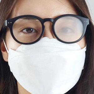 마스크 안경 김서림방지 안경닦이 크리너 이지뷰