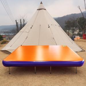 에어박스 TPU 캠핑에어매트 파이브맨S 20cm 200x280
