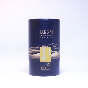 쌍계제다 명인명차 천고향 60g/발효황차 황차/발효차