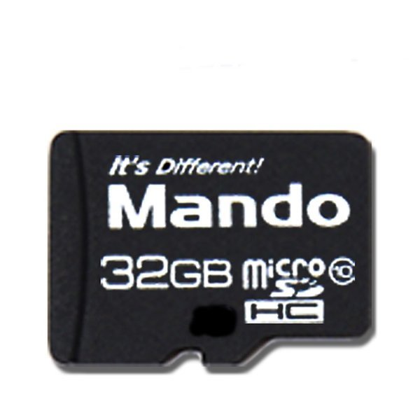 만도 정품 블랙박스 메모리카드 MICRO SD 32GB